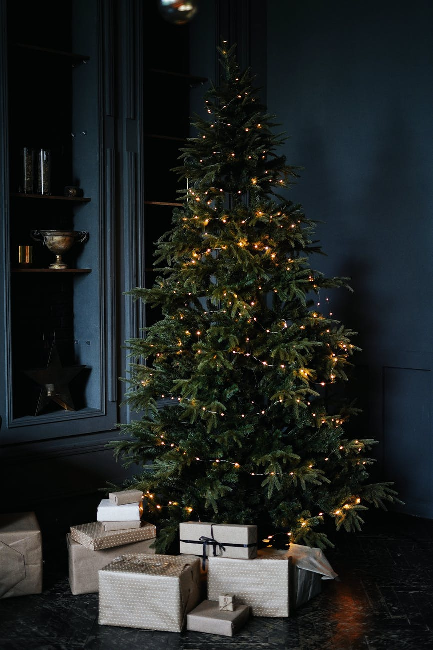 holiday staging